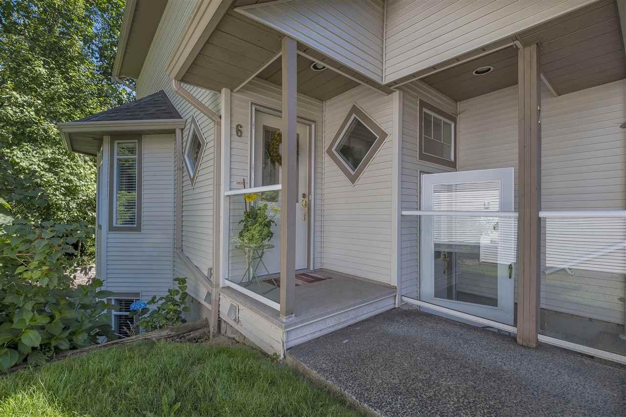 Townhouse at 6 32311 MCRAE AVENUE, Unit 6, Mission, British Columbia. Image 1