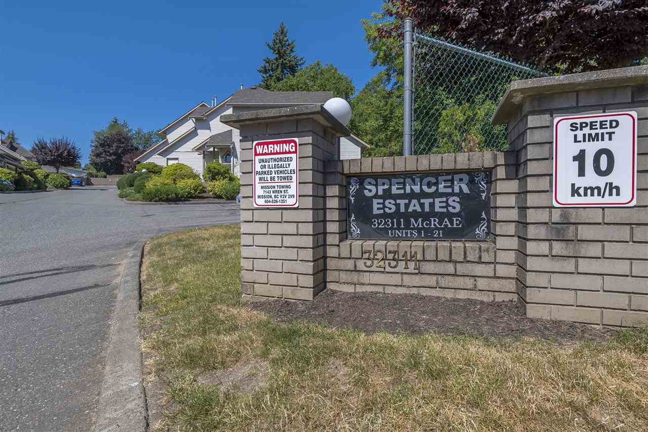 Townhouse at 6 32311 MCRAE AVENUE, Unit 6, Mission, British Columbia. Image 18