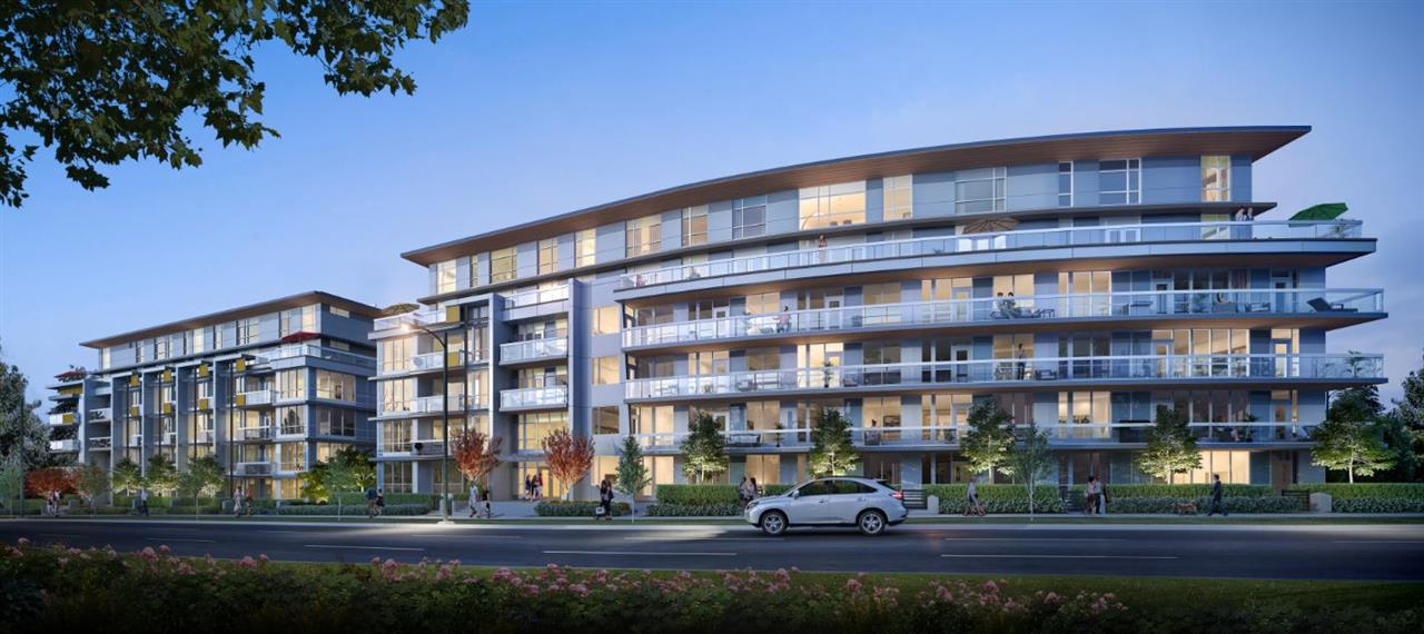 Condo Apartment at N606 5189 CAMBIE STREET, Unit N606, Vancouver West, British Columbia. Image 3