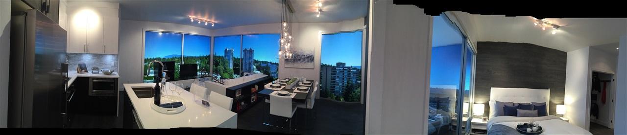 Condo Apartment at 1407 518 WHITING WAY, Unit 1407, Coquitlam, British Columbia. Image 8
