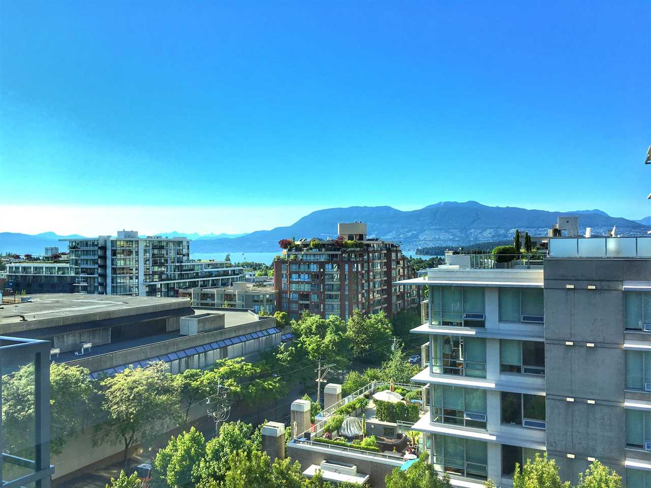 Condo Apartment at 806 1690 W 8TH AVENUE, Unit 806, Vancouver West, British Columbia. Image 1