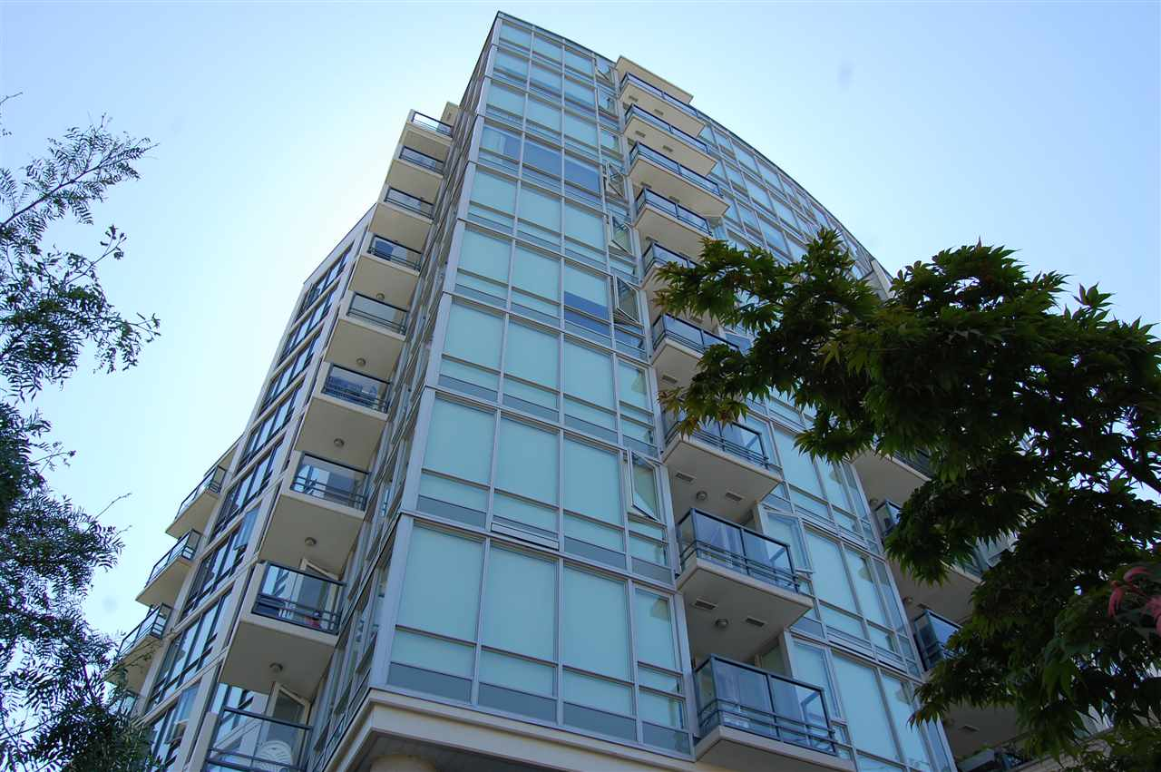 Condo Apartment at 806 1690 W 8TH AVENUE, Unit 806, Vancouver West, British Columbia. Image 3