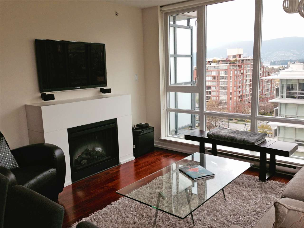 Condo Apartment at 806 1690 W 8TH AVENUE, Unit 806, Vancouver West, British Columbia. Image 5