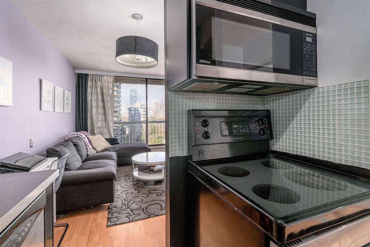 Condo Apartment at 1204 1146 HARWOOD STREET, Unit 1204, Vancouver West, British Columbia. Image 5