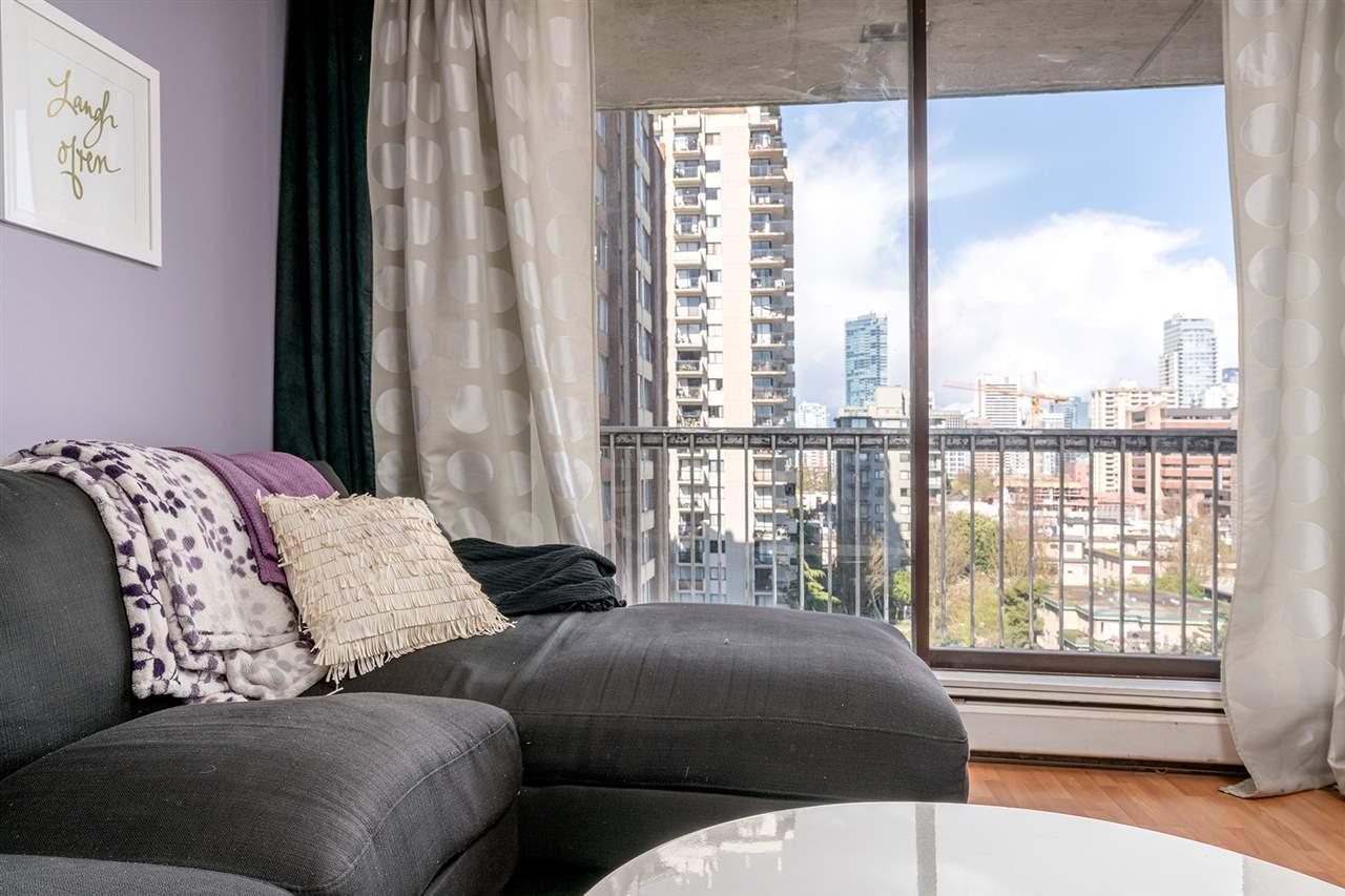 Condo Apartment at 1204 1146 HARWOOD STREET, Unit 1204, Vancouver West, British Columbia. Image 10