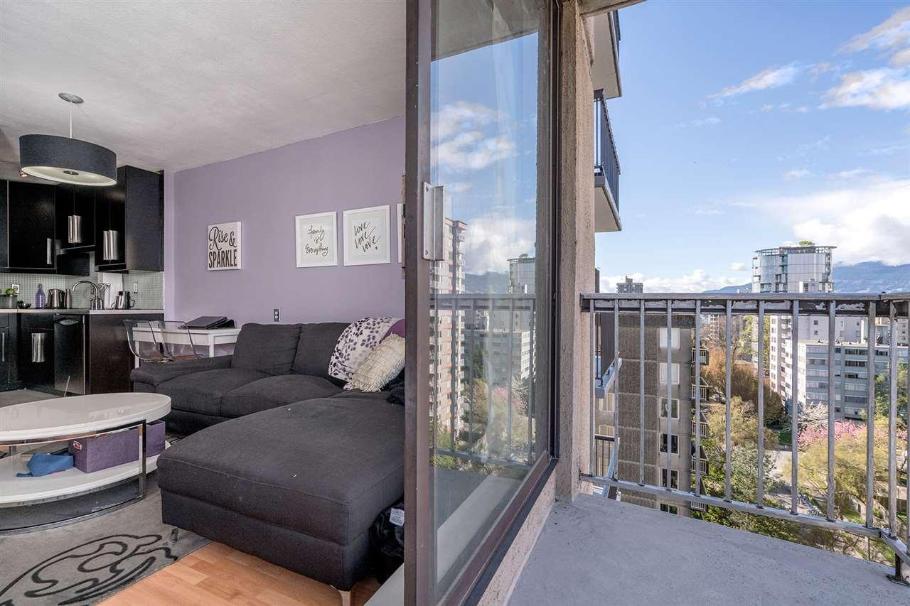 Condo Apartment at 1204 1146 HARWOOD STREET, Unit 1204, Vancouver West, British Columbia. Image 15