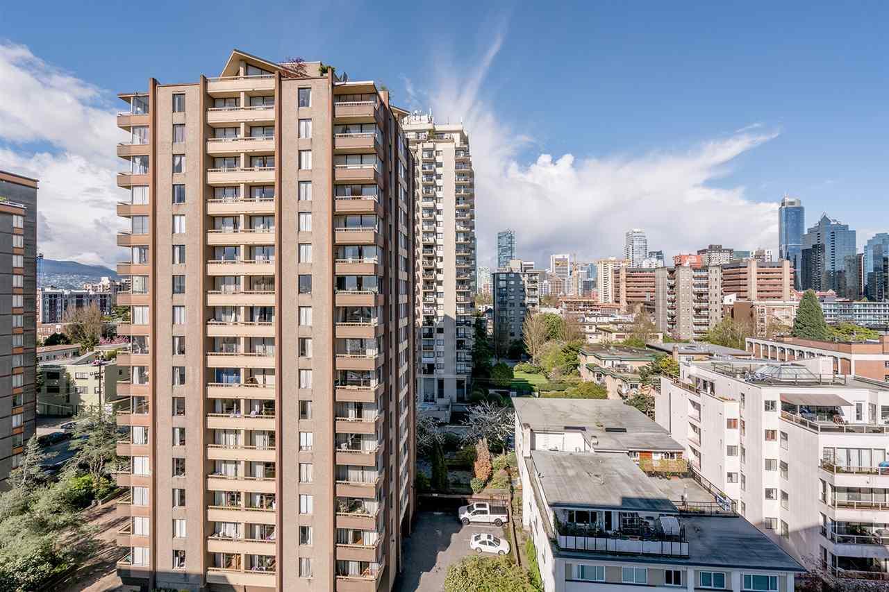 Condo Apartment at 1204 1146 HARWOOD STREET, Unit 1204, Vancouver West, British Columbia. Image 18