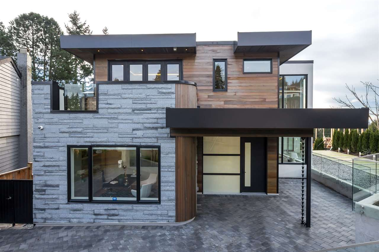 Detached at 1160 PALMERSTON AVENUE, West Vancouver, British Columbia. Image 4