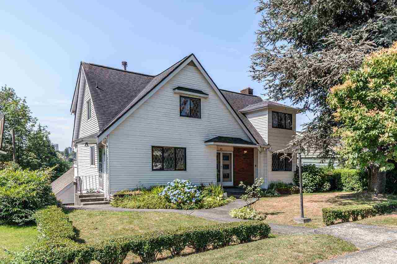 Detached at 84 MOTT CRESCENT, New Westminster, British Columbia. Image 1