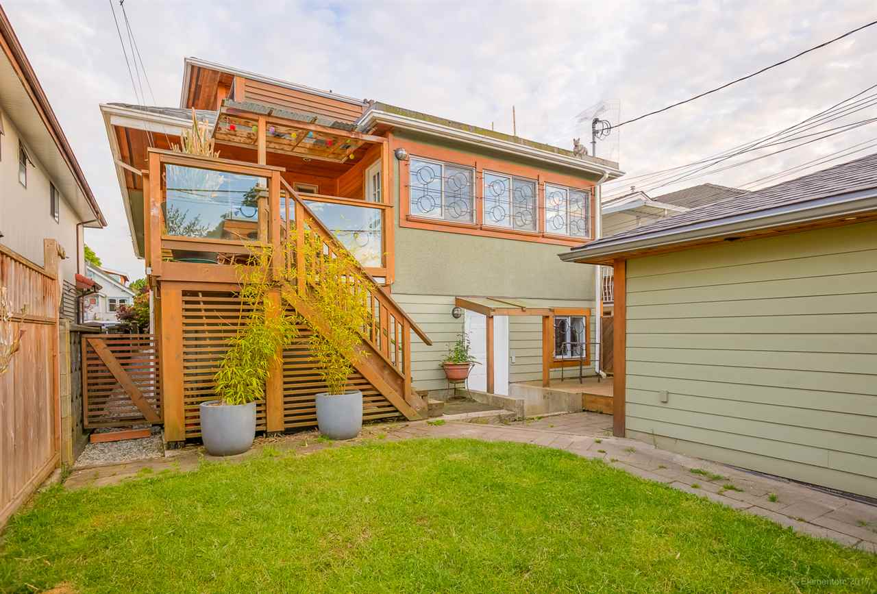 Detached at 2291 GRANT STREET, Vancouver East, British Columbia. Image 16