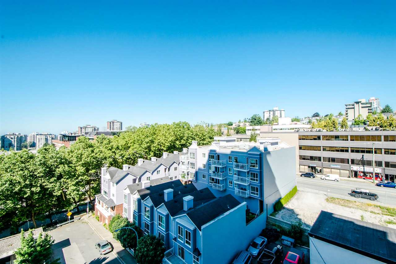 Condo Apartment at 801 610 VICTORIA STREET, Unit 801, New Westminster, British Columbia. Image 13