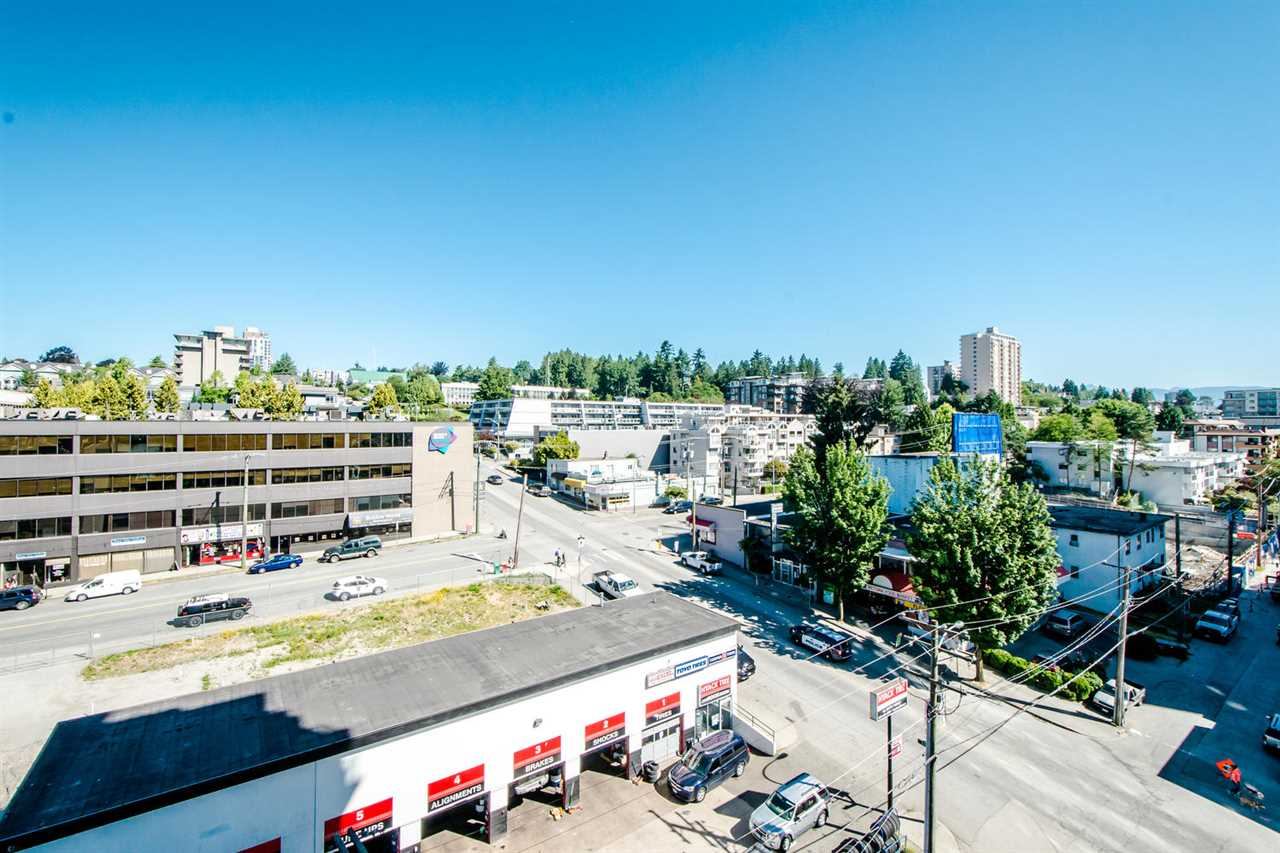 Condo Apartment at 801 610 VICTORIA STREET, Unit 801, New Westminster, British Columbia. Image 14