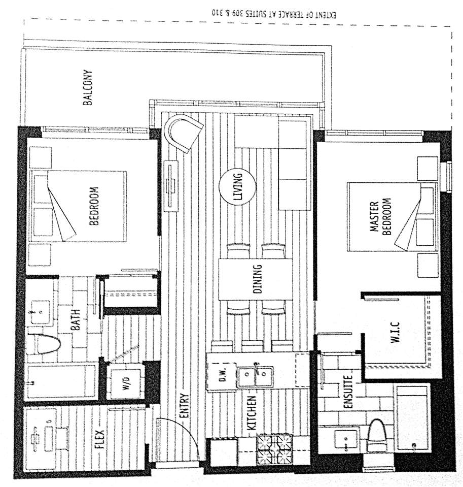 Condo Apartment at 311 5598 ORMIDALE STREET, Unit 311, Vancouver East, British Columbia. Image 2