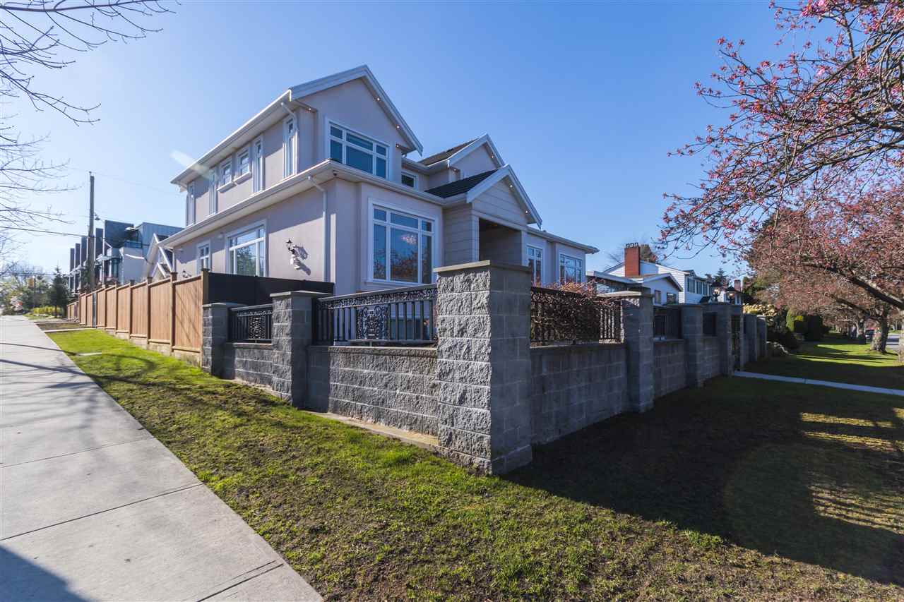 Detached at 6189 FREMLIN STREET, Vancouver West, British Columbia. Image 1