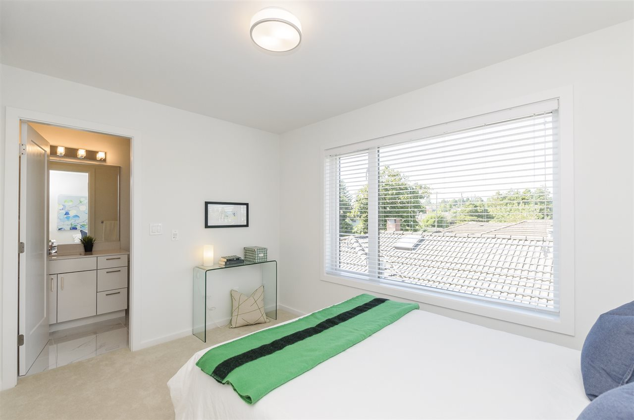 Townhouse at 977 W 70TH AVENUE, Vancouver West, British Columbia. Image 14