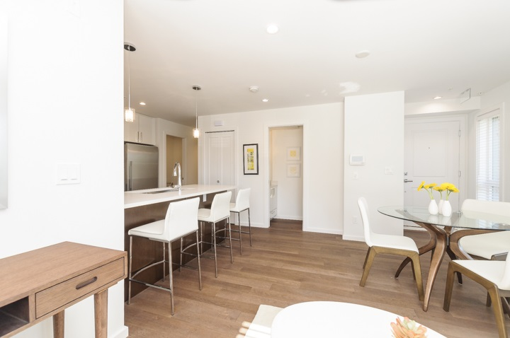 Townhouse at 987 W 70TH AVENUE, Vancouver West, British Columbia. Image 6