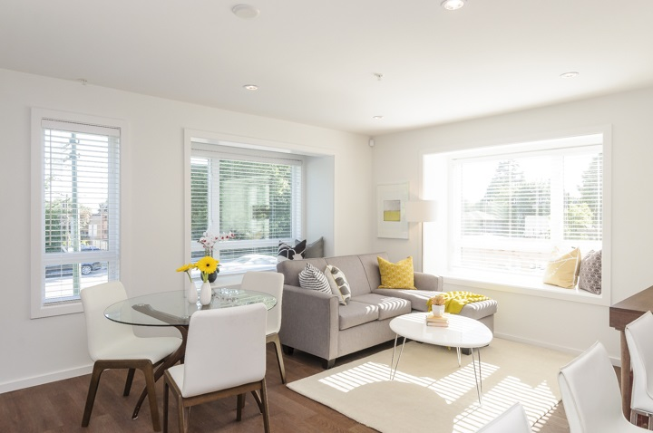 Townhouse at 987 W 70TH AVENUE, Vancouver West, British Columbia. Image 7