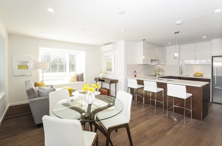 Townhouse at 987 W 70TH AVENUE, Vancouver West, British Columbia. Image 8