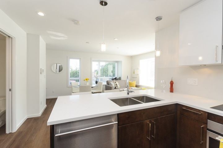Townhouse at 987 W 70TH AVENUE, Vancouver West, British Columbia. Image 11
