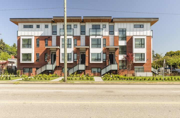 Townhouse at 985 W 70TH AVENUE, Vancouver West, British Columbia. Image 3