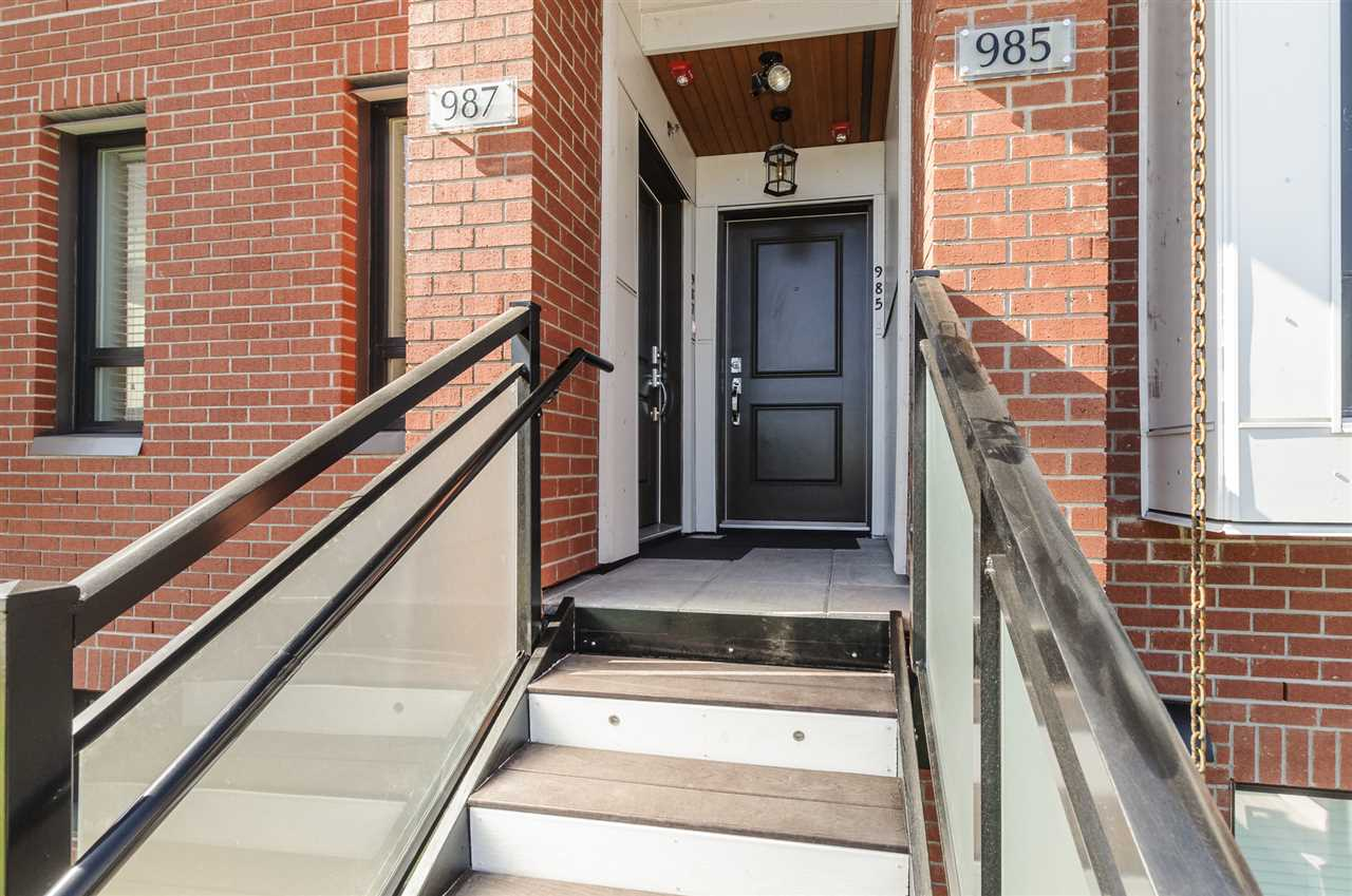 Townhouse at 985 W 70TH AVENUE, Vancouver West, British Columbia. Image 5