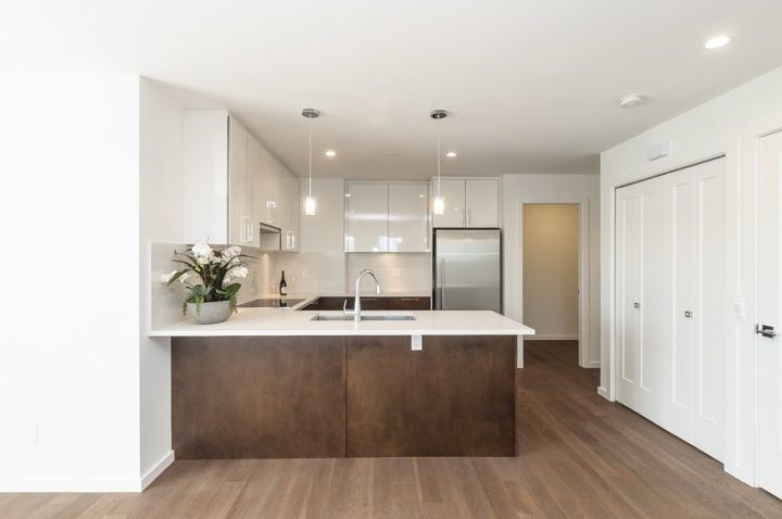Townhouse at 985 W 70TH AVENUE, Vancouver West, British Columbia. Image 7