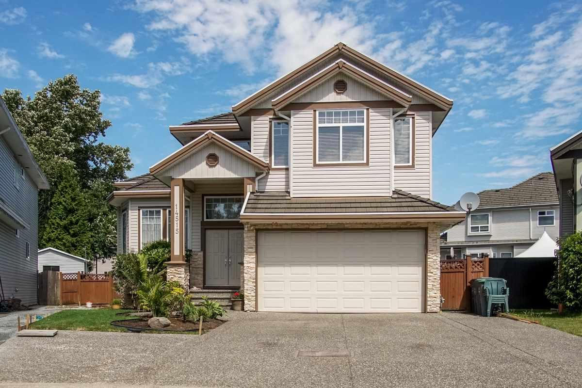 Detached at 14515 83A AVENUE, Surrey, British Columbia. Image 1