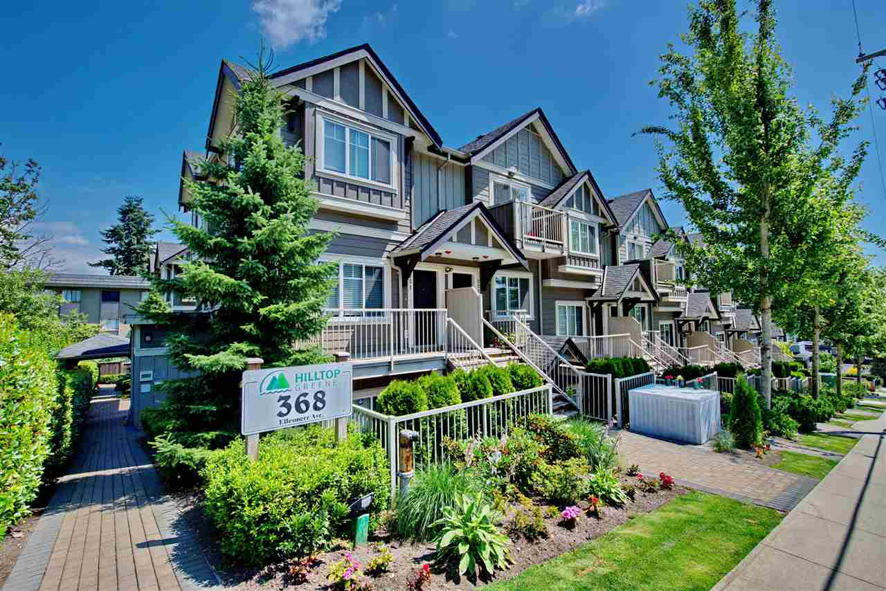 Townhouse at 227 368 ELLESMERE AVENUE, Unit 227, Burnaby North, British Columbia. Image 1