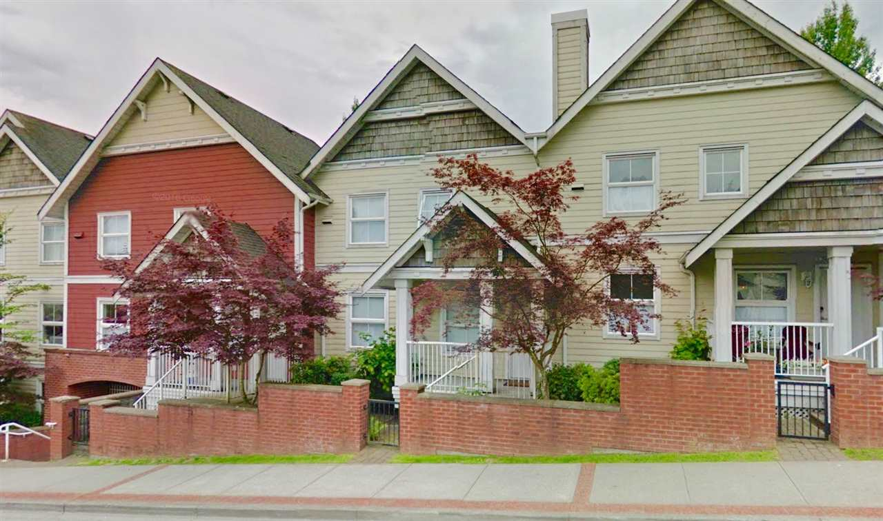 Townhouse at 2 168 SIXTH STREET, Unit 2, New Westminster, British Columbia. Image 1