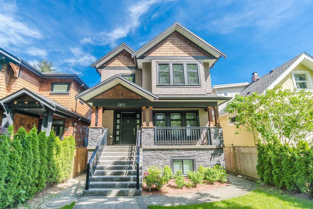 Detached at 2811 W 12TH AVENUE, Vancouver West, British Columbia. Image 1