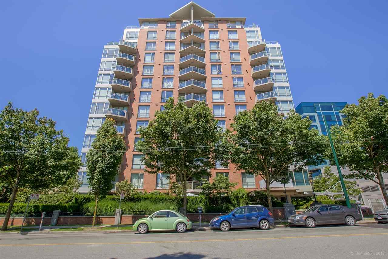 Condo Apartment at 204 1575 W 10TH AVENUE, Unit 204, Vancouver West, British Columbia. Image 1