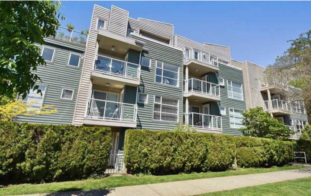 Condo Apartment at 103 2815 YEW STREET, Unit 103, Vancouver West, British Columbia. Image 1