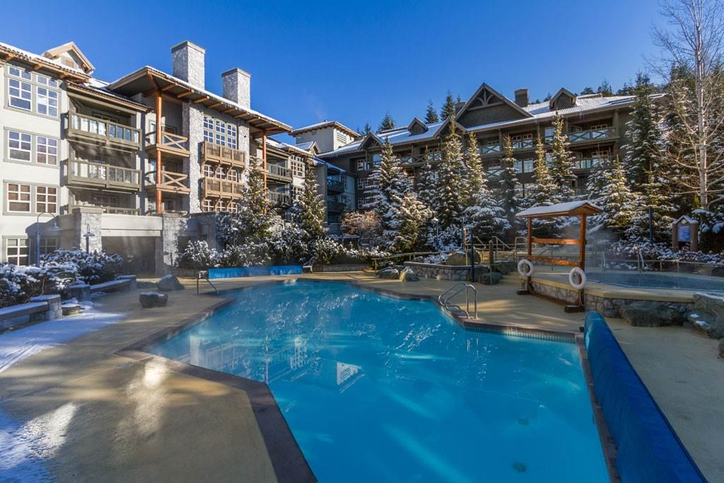Condo Apartment at 241 4899 PAINTED CLIFF ROAD, Unit 241, Whistler, British Columbia. Image 1