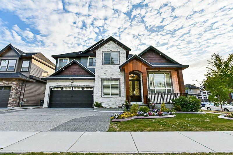 Detached at 5847 140 STREET, Surrey, British Columbia. Image 1