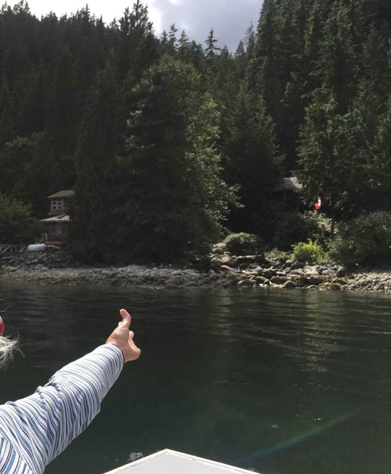 Vacant Land at #7 COLDWELL BEACH, North Vancouver, British Columbia. Image 1