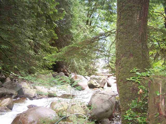 Vacant Land at #7 COLDWELL BEACH, North Vancouver, British Columbia. Image 4