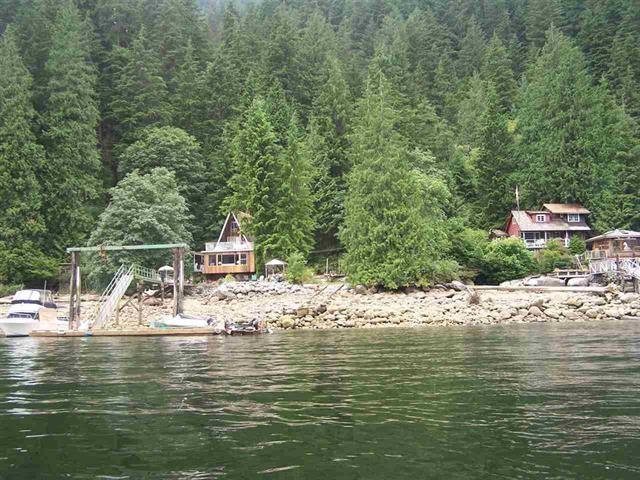 Vacant Land at #7 COLDWELL BEACH, North Vancouver, British Columbia. Image 8