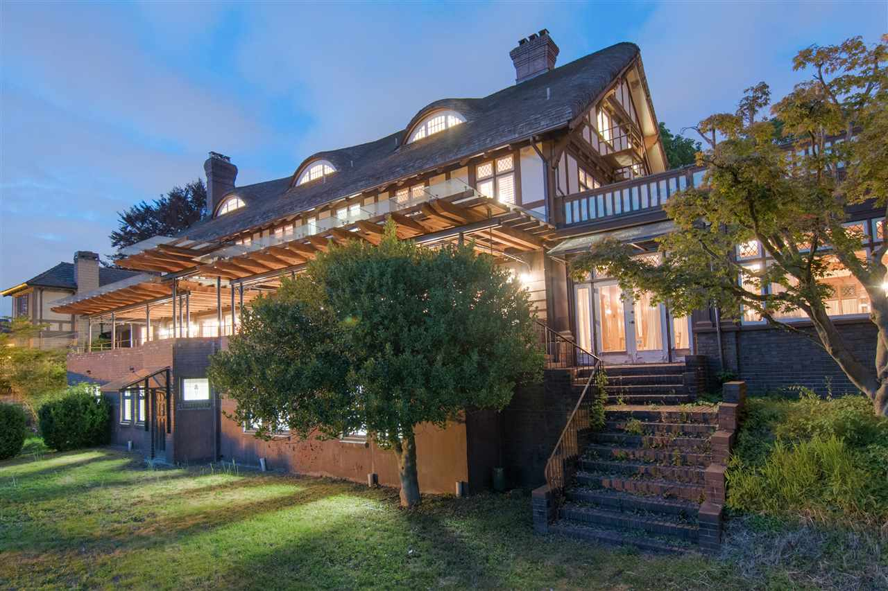 Detached at 5055 CONNAUGHT DRIVE, Vancouver West, British Columbia. Image 1