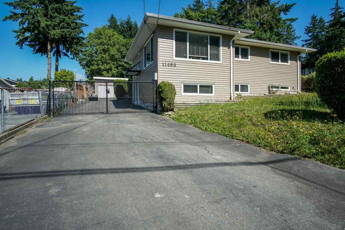 Detached at 11468 140A STREET, North Surrey, British Columbia. Image 1