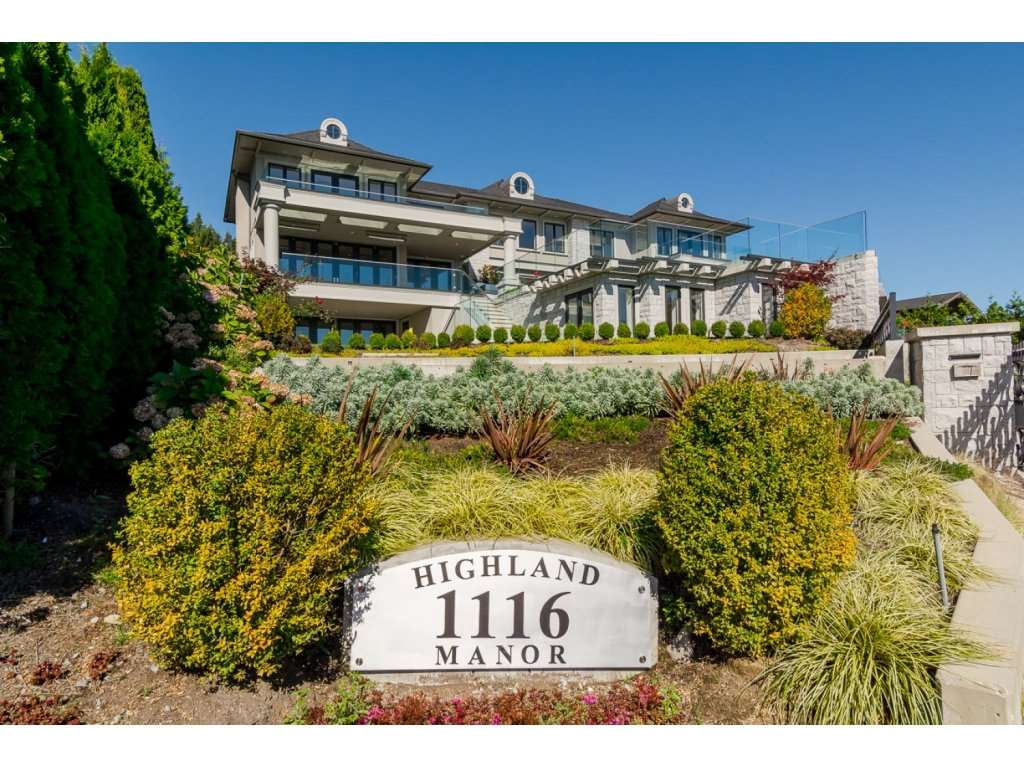 Detached at 1116 HIGHLAND PLACE, West Vancouver, British Columbia. Image 1