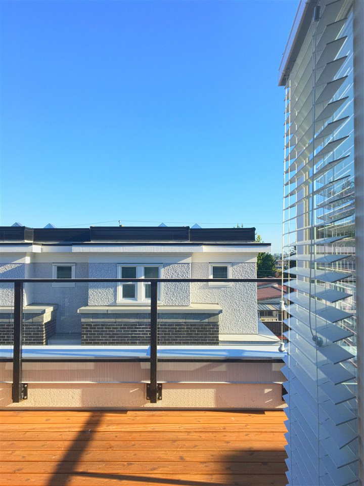 Townhouse at 258 W 62ND AVENUE, Vancouver West, British Columbia. Image 10