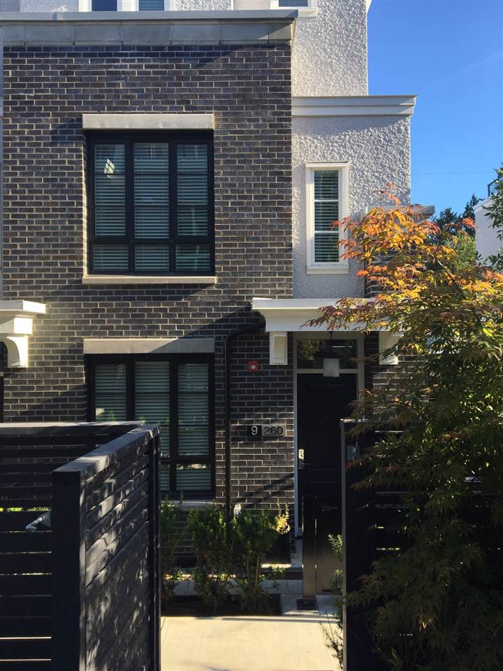 Townhouse at 258 W 62ND AVENUE, Vancouver West, British Columbia. Image 17