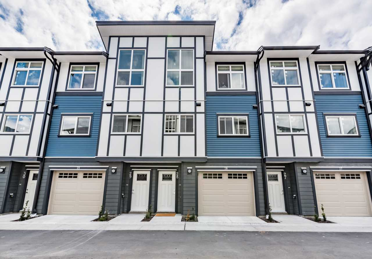 Townhouse at 28 9680 ALEXANDRA ROAD, Unit 28, Richmond, British Columbia. Image 1