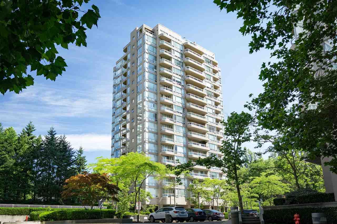 Condo Apartment at 908 9633 MANCHESTER DRIVE, Unit 908, Burnaby North, British Columbia. Image 1
