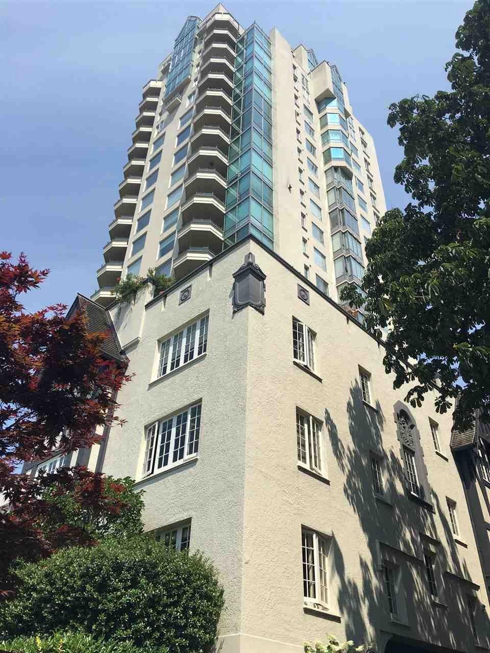 Condo Apartment at 1702 1311 BEACH AVENUE, Unit 1702, Vancouver West, British Columbia. Image 2