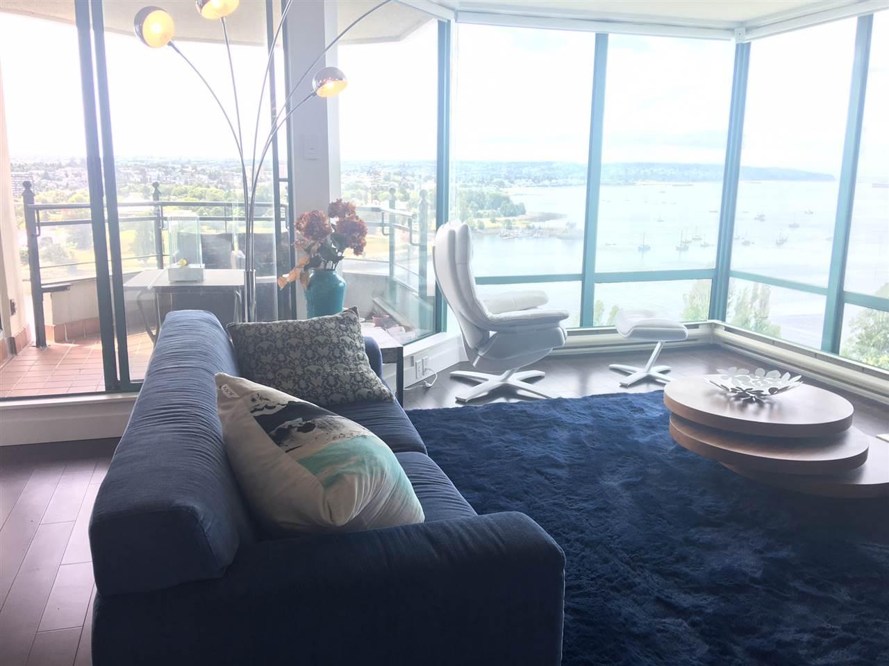 Condo Apartment at 1702 1311 BEACH AVENUE, Unit 1702, Vancouver West, British Columbia. Image 9