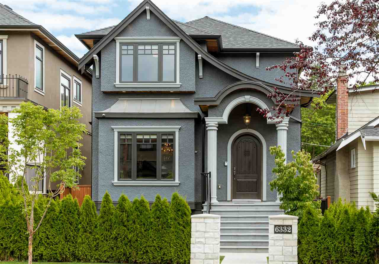 Detached at 6332 VINE STREET, Vancouver West, British Columbia. Image 1