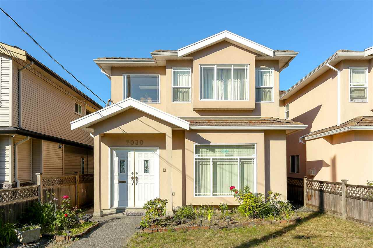 Half-duplex at 7030 RAMSAY AVENUE, Burnaby South, British Columbia. Image 1