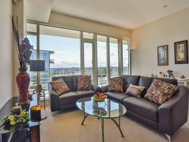 Condo Apartment at 1203 5171 BRIGHOUSE WAY, Unit 1203, Richmond, British Columbia. Image 3