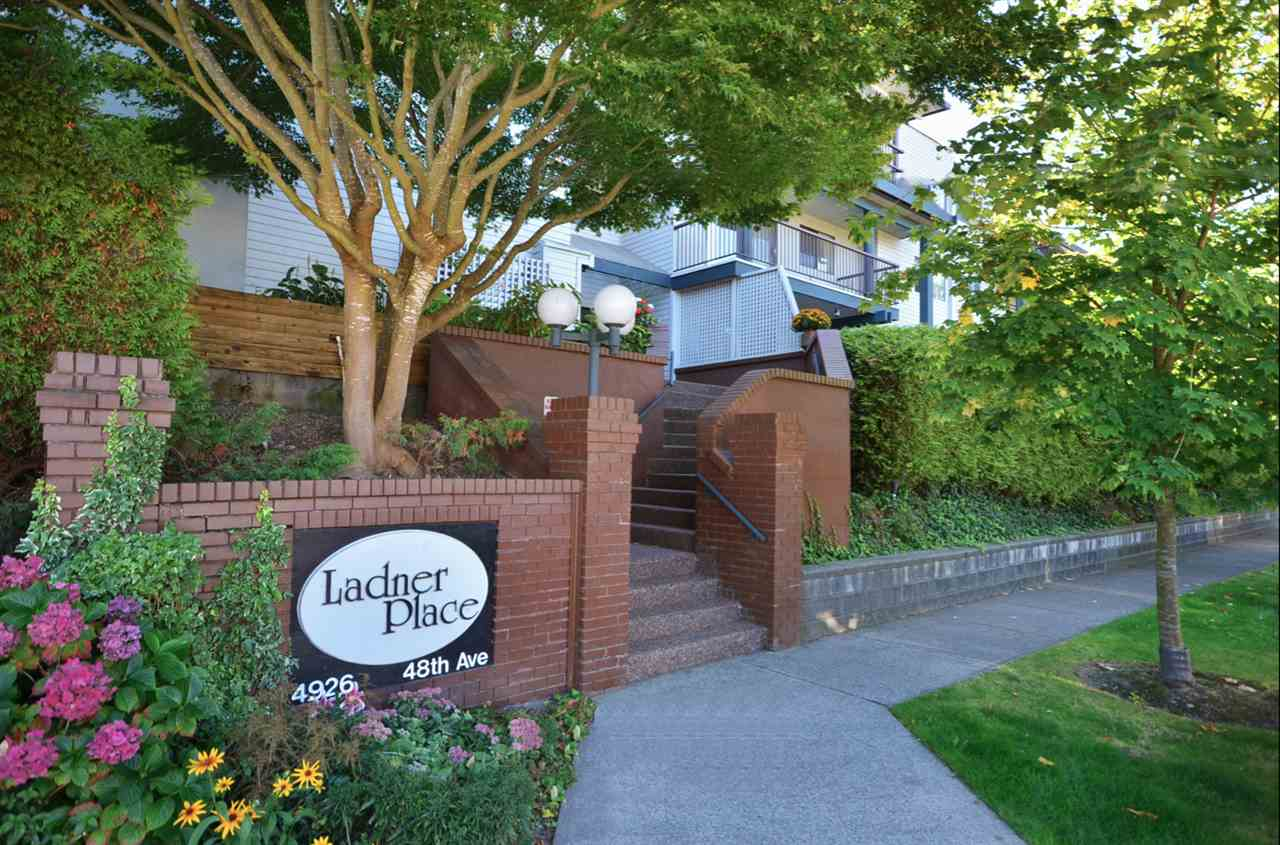 Condo Apartment at 302 4926 48 AVENUE, Unit 302, Ladner, British Columbia. Image 2